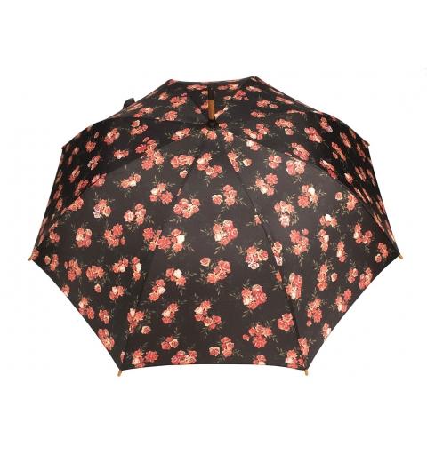 Parasol Drewno i Włókno - Róże Klasyczne
