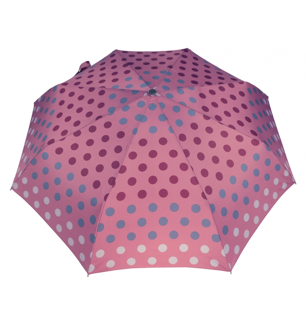 Carbon Steel Umbrella - Dots