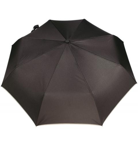 Black & Gray - Carbon Steel 80km/h Umbrella