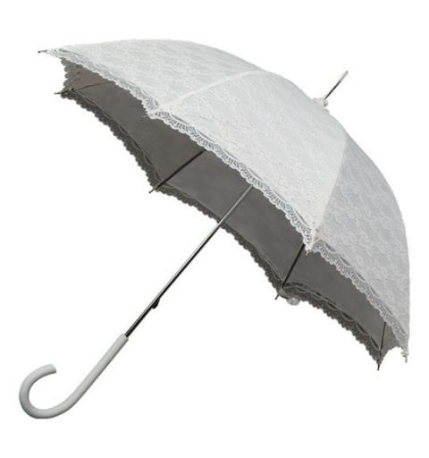DM161 Lace Wedding Umbrella