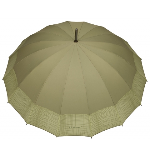 Sixteen Ribs strong Umbrella - olive