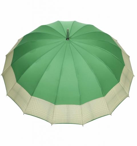 Toxic Green, mocny parasol 16' żeber