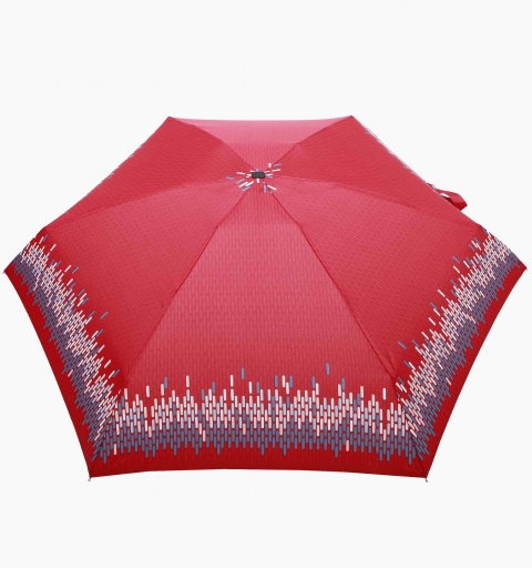 Pocket Mini Flat Umbrella - Sticks