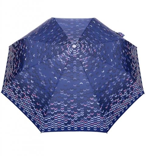 Click'Click 2 Open & Close Umbrella - Coins navy blue