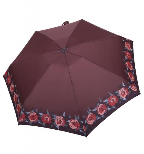 Pocket Mini Umbrella - Roses