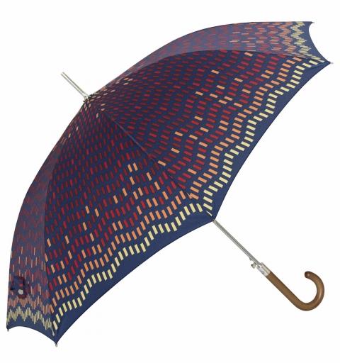 Walking Classic Auto Open Umbrella - DA130 - Bricks