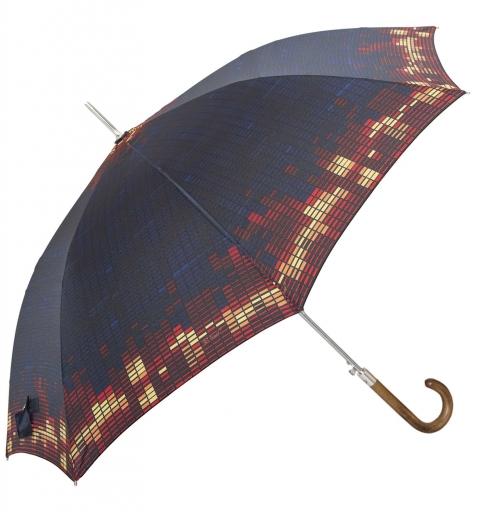 Walking Classic Auto Open Umbrella - DA130 - Equalizer