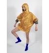 Kurtka przeciwdeszczowa - Złoty Astronauta